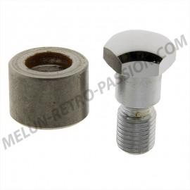 CENTER WHEEL NUT FOR WHEEL DIAMETER 268mm