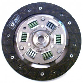 PRO CLUTCH KIT 20 GROOVEs 160mm