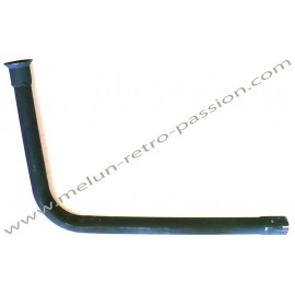 FRONT TUBE RENAULT JUVA 4 DAUPHINOISE R2101