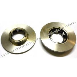 disques de frein renault 4l r4 r5 r6 r12 r15...