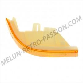clignotant avant droit orange - renault super 5