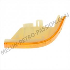 clignotant avant gauche orange - renault super 5
