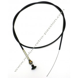 CABLESTARTER  with choke control lenght 150m