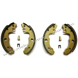 DRUM BRAKE SHOE REAR REAR 180 x 30   BENDIX...
