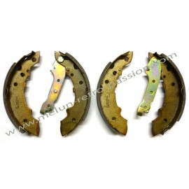 REAR DRUM BRAKE SHOE 180X30 GIRLING FIXATION