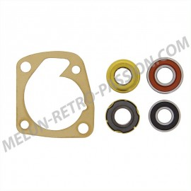 SET OF WATER PUMP (2 wheel bearing - 2 rings)