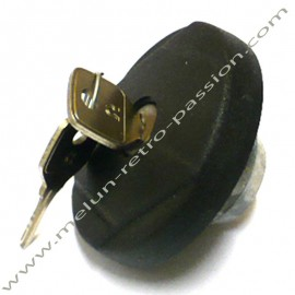 PLASTIC FILTER CAP LOCKABLE