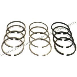 SEGMENTS PEUGEOT 403 404 DIAMETRE 80mm 2 x 2...