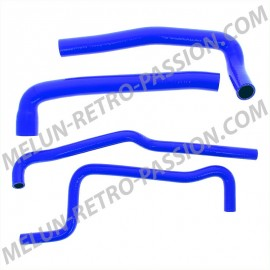 durites silicone bleues renault 4 moteurs...