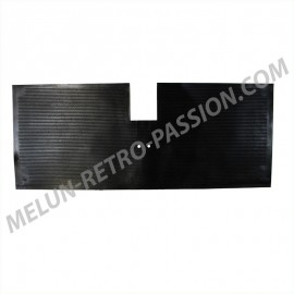 tapis arriere polyurethane renault r4