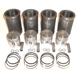 chemises pistons segments diam 54.5mm embase...