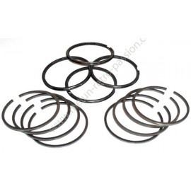 SET OF 12 PISTON RING 58mm, THICKNESS 2 x 2 x...