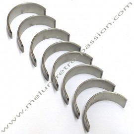 CONNECTING ROD BEARING SET  RENAULT R4 R8 R10...
