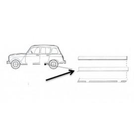 profil de chassis renault r4