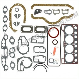 FULL ENGINE GASKETS SET  RENAULT R10 R12  R15