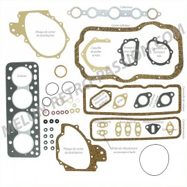 FULL  ENGINE GASKETS SET  ALL MODELS WITHOUT...