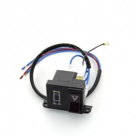12V FLASHING WARNING UNIT FOR INSTALLATION ON...