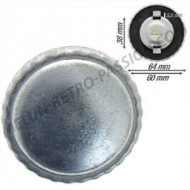 CHROMED FILLER PLUG ERGOTS DIAMETER 40mm