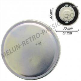 bouchon de reservoir essence a ergots diam. 50mm