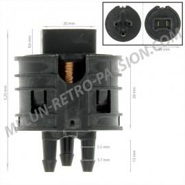 pompe electrique lave phare pour renault r4 -...