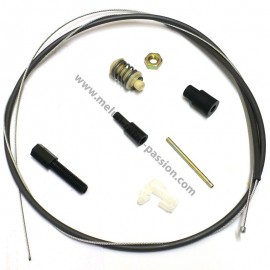 CABLEACCEL RENAULT R4  R12  R15  R17