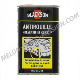 ANTIROUILLE PREVENTIF ET CURATIF - BLACKSON