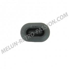 bouche trou oval - 6,5mm x 12mm