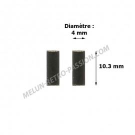 CHARBONS DE TETE D'ALLUMEUR Diam. : 4mm