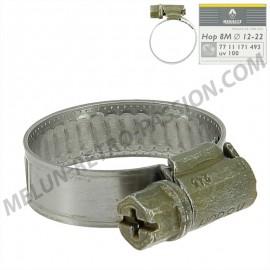 collier pour durite diametre de serrage 12 à...