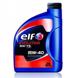 huile moteur elf 15w40 - 2 litres
