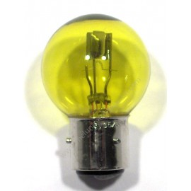 BALL BULD 6 V. 36/36 W. 3 ERGOTS HEAD LAMP...