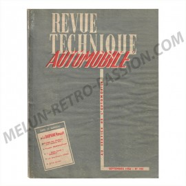 revue technique automobile renault dauphine