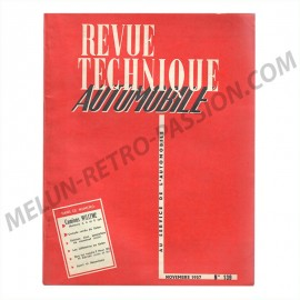 revue technique automobile camions willeme...