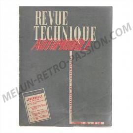 revue technique automobile chevrolet...
