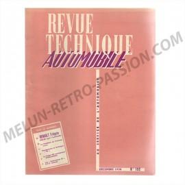 revue technique automobile renault frégate...