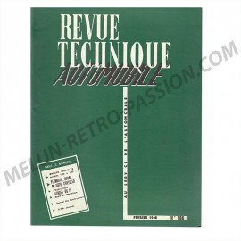 REVUE TECHNIQUE AUTOMOBILE CHRYSLER 1956-1959...