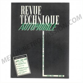 revue technique automobile mga 1500-1600 et...