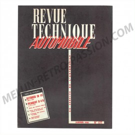 revue technique automobile citroen id 19...