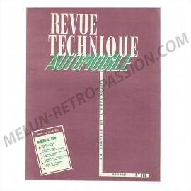 REVUE TECHNIQUE AUTOMOBILE CITROEN AMI 6 -...