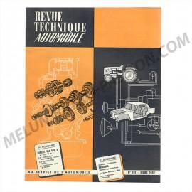 revue technique automobile berliet glr 8 m 2...