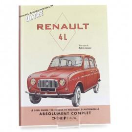 VOTRE RENAULT R4 (JUSQU'AU MODELE 1970)
