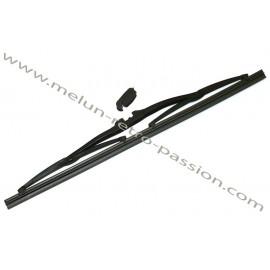 BLACK WIPER BLADE 350 mm MODERNE FIXATION