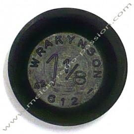 """coupelle de frein pleine 1"""" 1/8 (28.5 mm.)"""