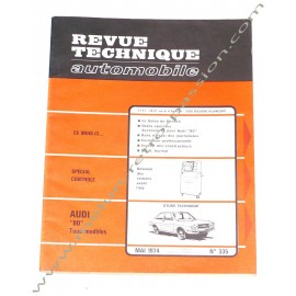 TECHNICAL REVIEW  AUDI 80