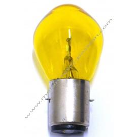 ampoule 12v 50w montage bosch 2 ergots jaune