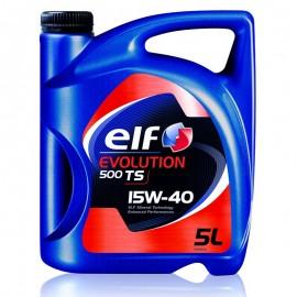 huile moteur elf 15w40 - 5 litres