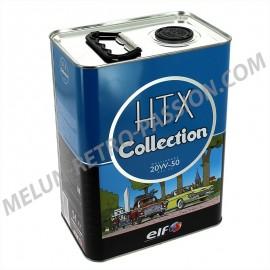 huile moteur elf htx collection 20w50 - 5 litres