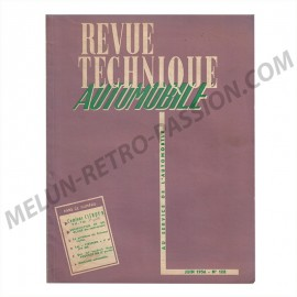 revue technique automobile citroen t45-t55...