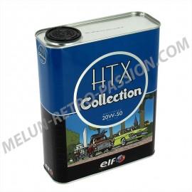 huile moteur elf htx collection 20w50 - 2 litres