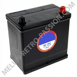 BATTERIE 12V, 45AH, 360A, Long 210mm x larg...